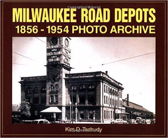 Picture of Milwaukee Road Depots 1856-1954 Photo Archive