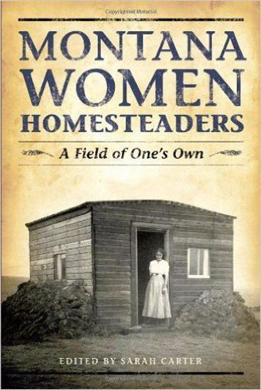 Picture of Montana Women Homesteaders: A Field of One's Own