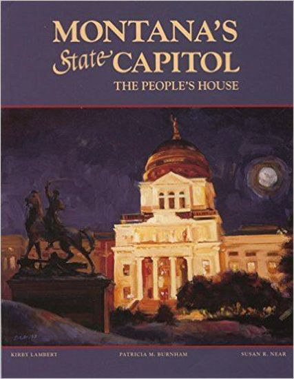 Picture of Montana's State Capitol: The People's House
