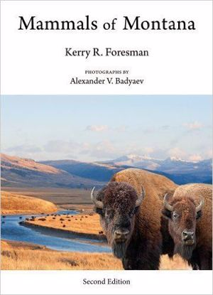 Picture of Mammals of Montana