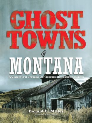 Picture of Ghost Towns of Montana