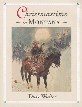 Picture of Christmastime in Montana