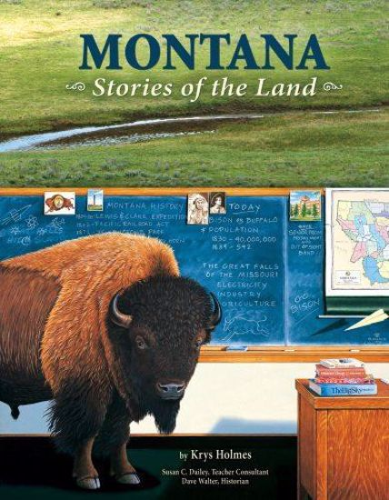 Picture of Montana Stories of the Land - Textbook