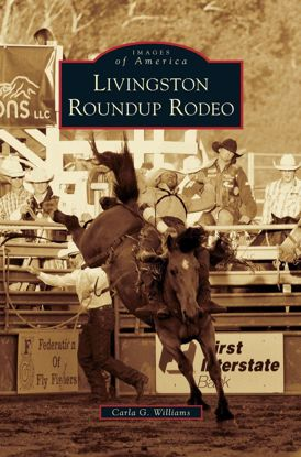 Picture of Livingston Roundup Rodeo - Images of America