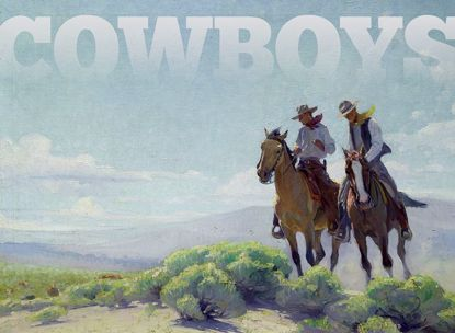 Picture of Cowboys Boxed Notecards (assorted)