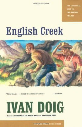 Picture of English Creek, by Ivan Doig