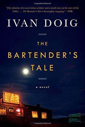 Picture of The Bartender's Tale, by Ivan Doig