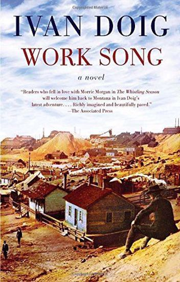 Picture of Work Song, by Ivan Doig