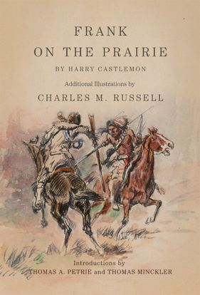 Picture of Frank on the Prairie (with illustrations by C M Russell)