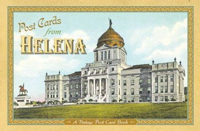 Picture of Vintage Postcards from Helena