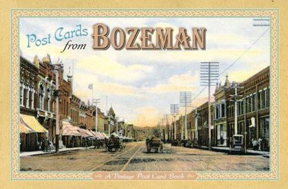 Picture of Vintage Postcards from Bozeman