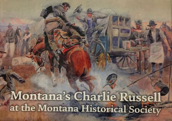 "Picture of Magnet - C M Russell's ""Bronc to Breakfast"""