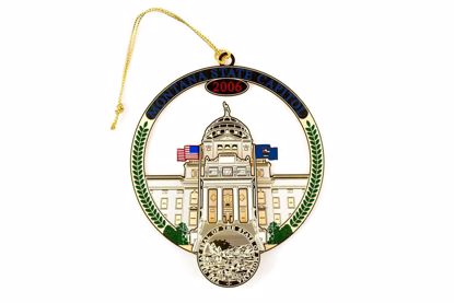 Picture of 2006 Montana State Capitol Ornament - State Capitol
