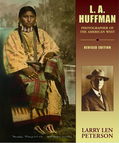 Picture of L. A. Huffman: Photographer of the American West (softcover)