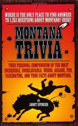 Picture of Montana Trivia