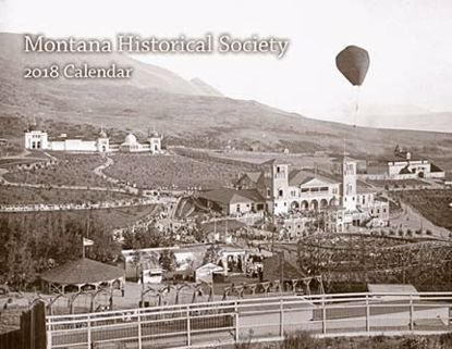 Picture of 2018 Montana Historical Society Calendar