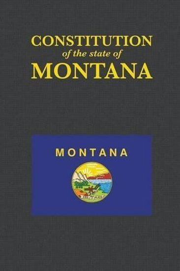 Picture of The Constitution of the State of Montana