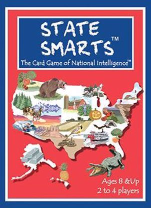 Picture of State Smarts™ The Card Game of National Intelligence