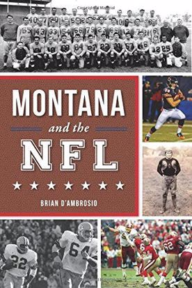 Picture of Montana and the NFL