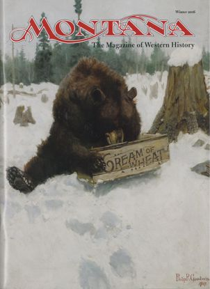 Picture of Montana The Magazine of Western History - 2016 Winter