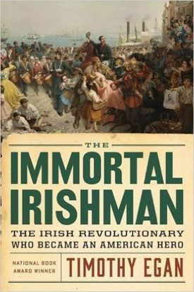 Picture of The Immortal Irishman: The Irish Revolutionary Who Became an American Hero, Thomas Francis Meagher