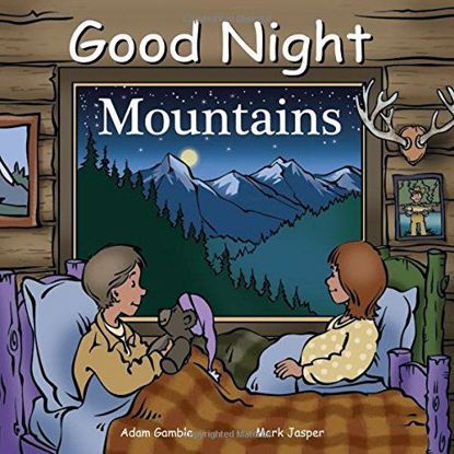 Picture of Good Night Mountains