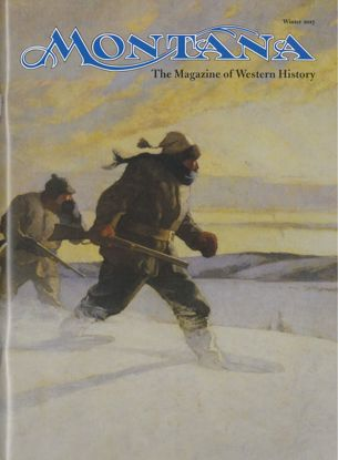 Picture of Montana The Magazine of Western History - 2017 Winter