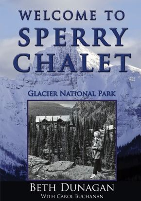 Picture of Welcome to Sperry Chalet, Glacier National Park