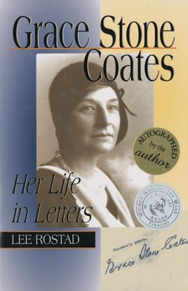 Picture of Grace Stone Coates: Her Life in Letters