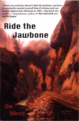 Picture of Ride the Jawbone - A Novel