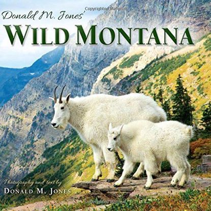 Picture of Donald M. Jones' Wild Montana