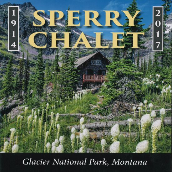 Picture of Sperry Chalet: Glacier National Park, Montana (1914-2017)