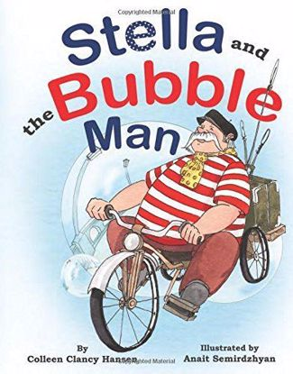 Picture of Stella and the Bubble Man