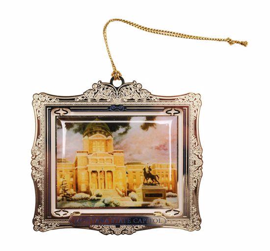 Picture of 2017 Montana State Capitol Ornament - Bob Morgan
