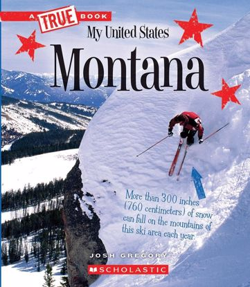 Picture of Montana (A True Book: My United States)