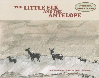 Picture of The Little Elk and the Antelope