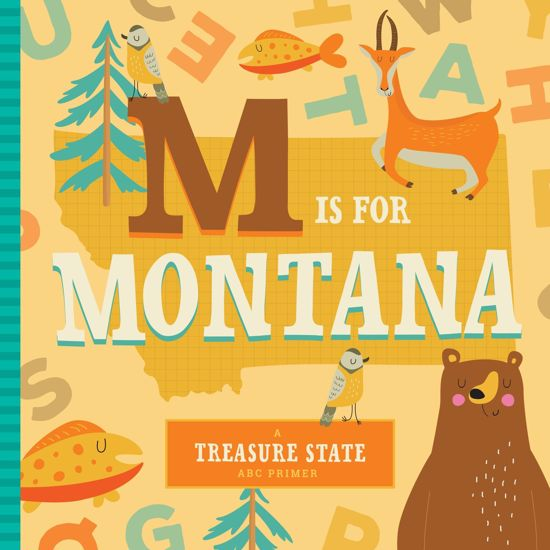 Picture of M Is for Montana (board book)