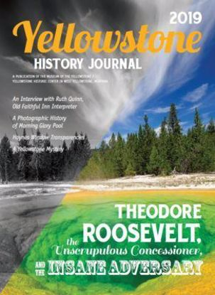Picture of Yellowstone History Journal 2019