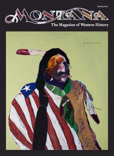 Picture of Montana The Magazine of Western History - 2019 Spring [Influenza]