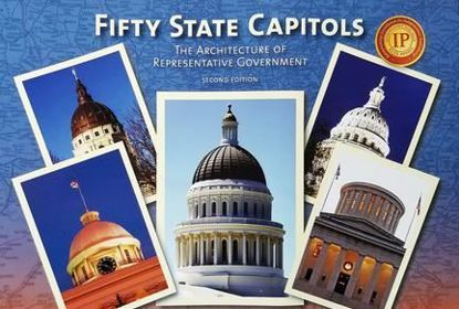 Picture of Fifty State Capitols: (2nd Edition) The Architecture of Representative Government