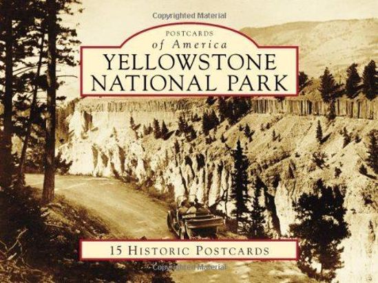 Picture of Postcards of America: Yellowstone National Park