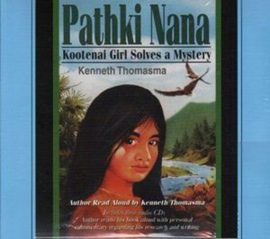 Picture of Pathki Nana: Kootenai Girl Solves a Mystery (Audiobook)