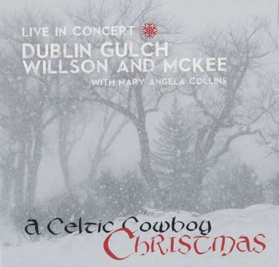 Picture of Dublin Gulch - A Celtic Cowboy Christmas (CD)