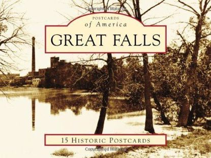 Picture of Postcards of America: Great Falls