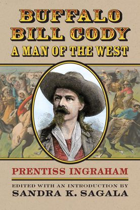 Picture of Buffalo Bill Cody, A Man of the West