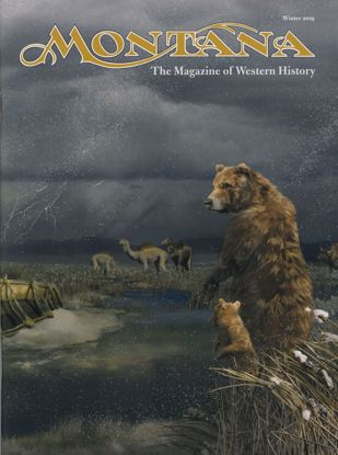 Picture of Montana The Magazine of Western History - 2019 Winter