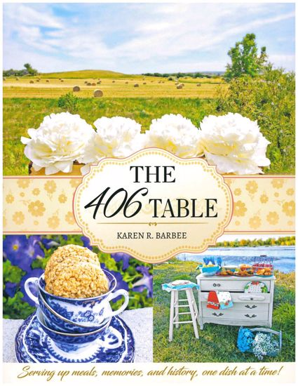 Picture of The 406 Table Cookbook