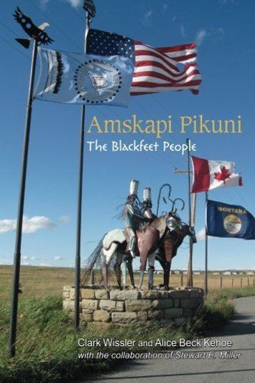 Picture of Amskapi Pikuni: The Blackfeet People