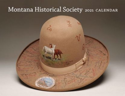 Picture of 2021 Montana Historical Society Calendar