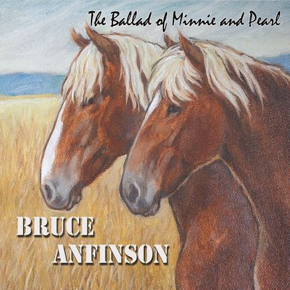 Picture of Bruce Anfinson - The Ballad of Minnie and Pearl (CD)